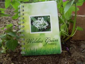Wildes Grün Frühling