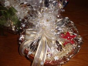 Geschenkskorb